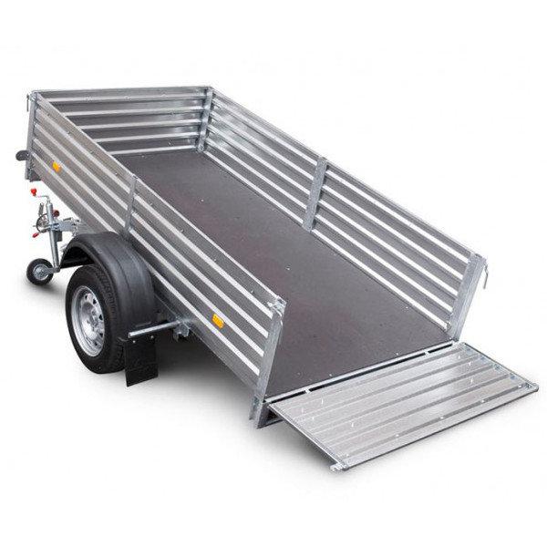 Автоприцеп МЗСА бортовой для грузов (дачный) 817701.016-05 (91079)