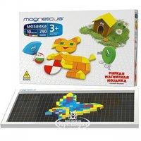 Magneticus Магнитная мозаика с игровым полем, 290 элементов MM-290