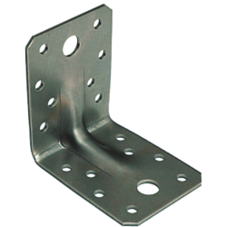 Уголок (кронштейн) для подоконника Альтер 90х90х65мм, 2шт.