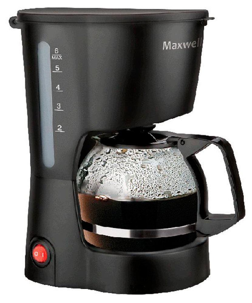 Кофеварка капельная Maxwell MW-1657