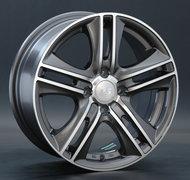 Диск LS Wheels 191 6,5x15 5/100 ET38 D57,1 GMF - фото 1