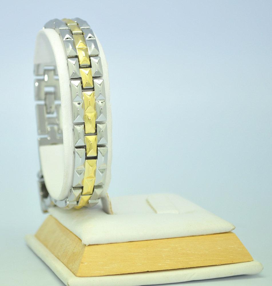 Магнитный браслет Унисекс SB-21