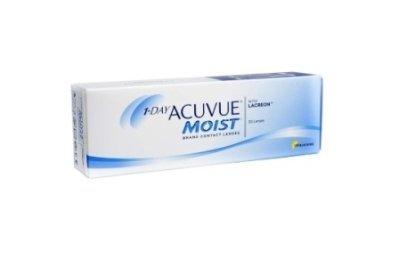 Контактные линзы Acuvue 1 Day Acuvue Moist 30 шт (9.0, +5.25)