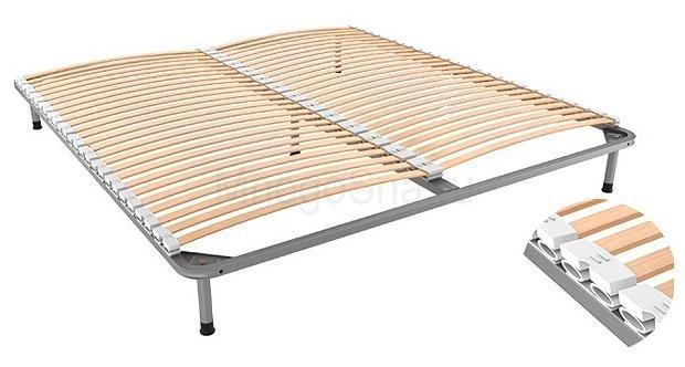 Основание для кровати Lonax Эктив Бест 140x200 см