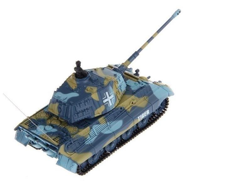 Танк Tiger 1:72 фото 1