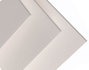 Пенокартон Lion белый 70х100 см 5 мм