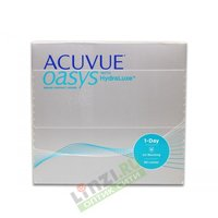 Acuvue Oasys 1-Day with HydraLuxe Technology (90 линз)