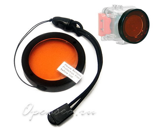 Фильтр красный для экстрим-камеры Intova