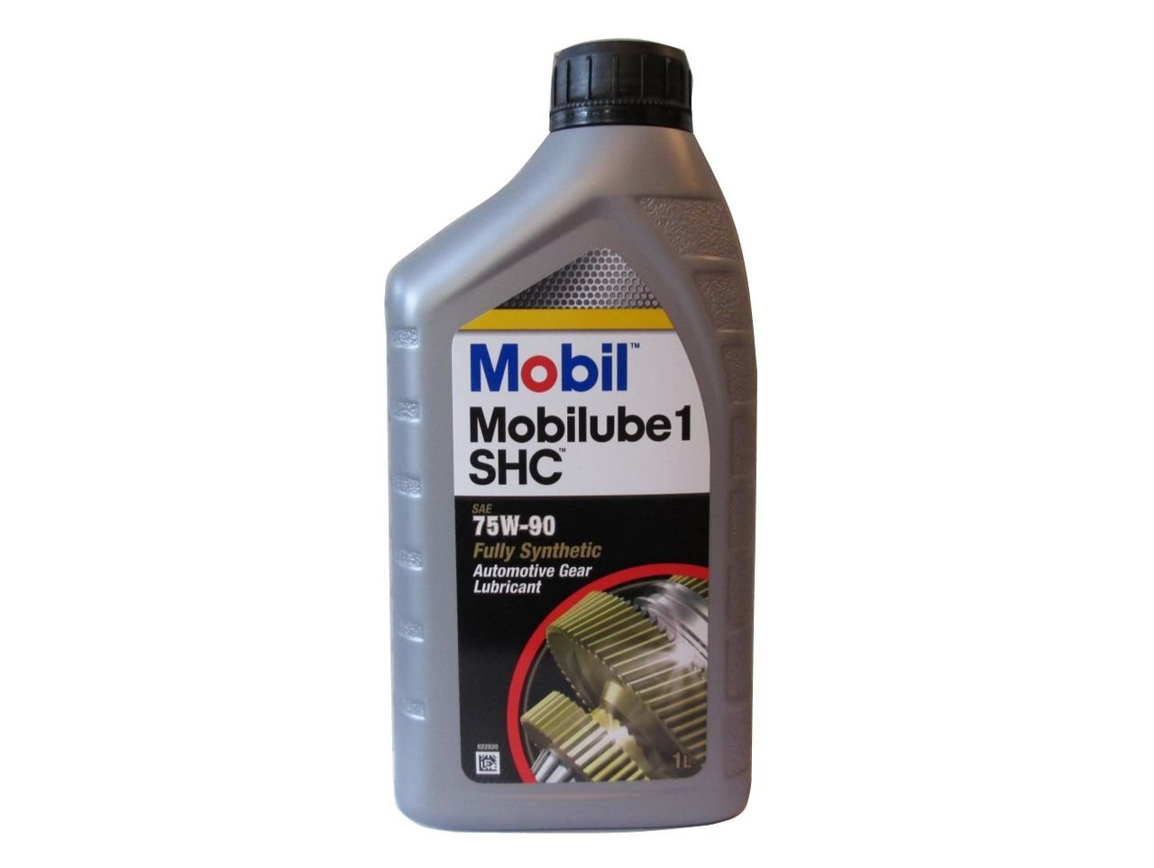 Трансмиссионное масло Mobil Mobilube SHC 75W90 1л