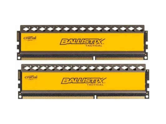 Модуль памяти Оперативная память DIMM DDR3 Crucial Ballistix Tactical 8Gb (pc-14900) 1866MHz (BLT2CP4G3D1869DT1TX0CEU)