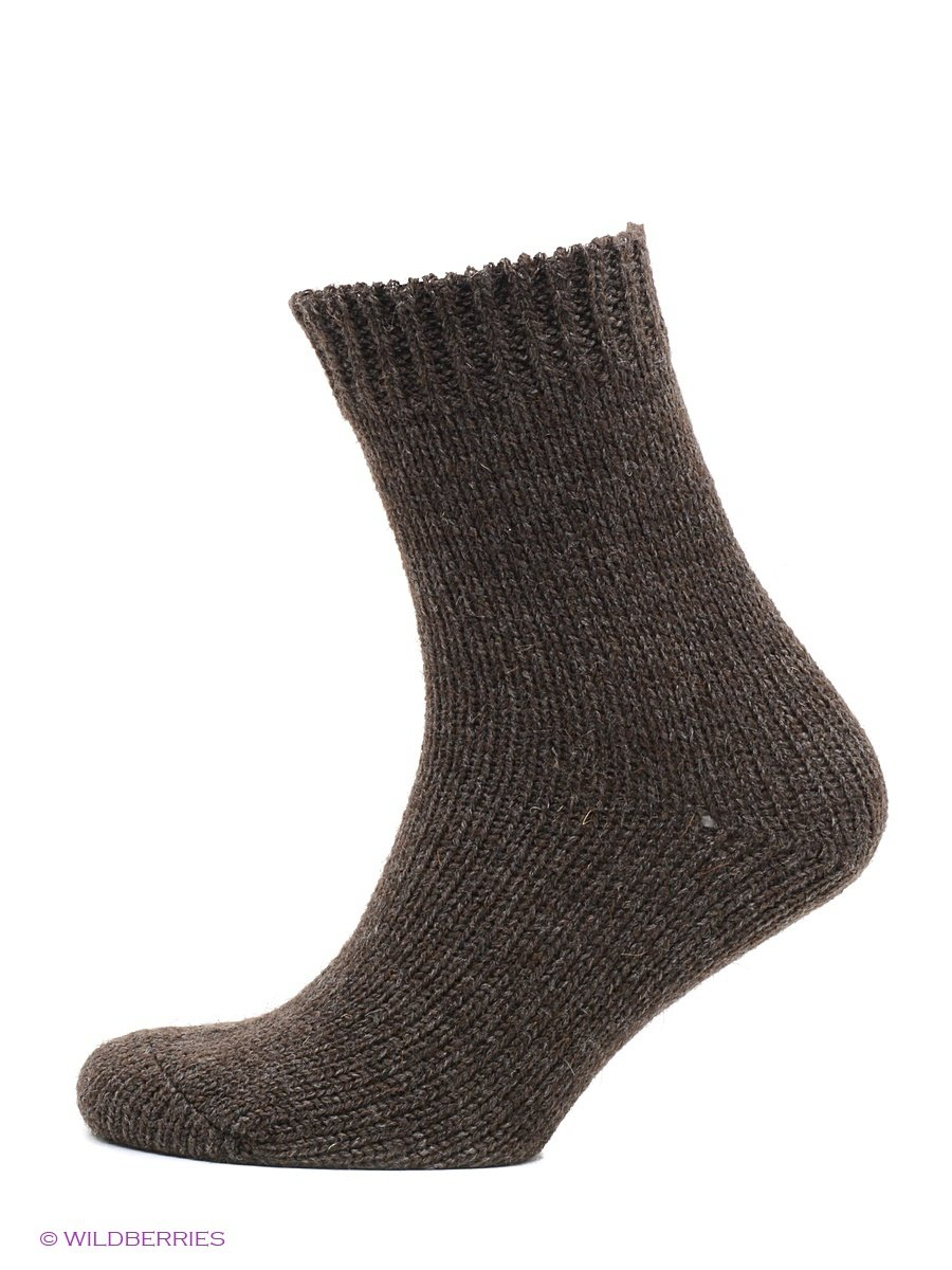Носки HOSIERY 5366/коричневый