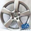 Диски Replica WSP Italy W451 9x20 5/120 ET60 d65.1 Silver - фото 1