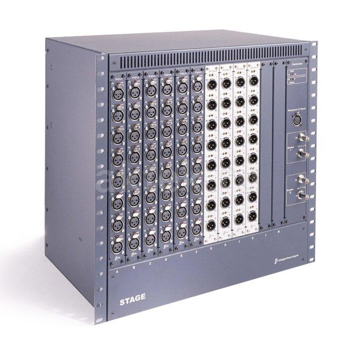 Микшерный пульт цифровой AVID D-SHOW STAGE RK REDUN PSU