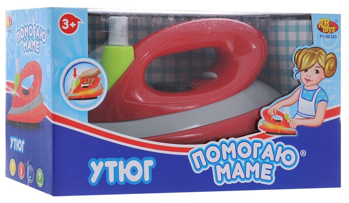 Игрушечный утюг интерактивный ABtoys PT-00343
