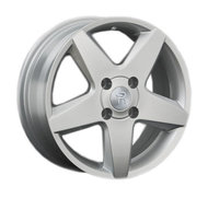 Диски Replay Replica Opel GN16 logo OPL 6.5x16 5x105 ET39 ЦО56.6 цвет S - фото 1