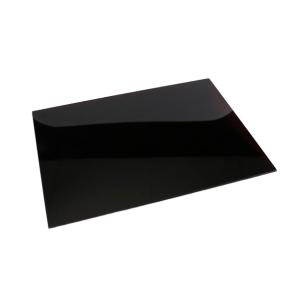 Оргстекло черное 3мм 1025*1525 мм