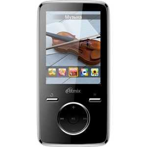 MP3 плеер Ritmix RF-7650 8Gb black