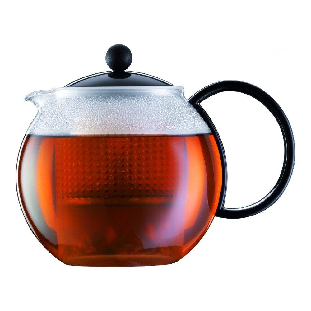 Чайник заварочный с пластиковым прессом BODUM Assam
