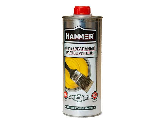 растворитель-очиститель hammer 0,5 л
