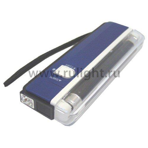 Детектор для проверки денег ультрафиолетовый , синий, MC2