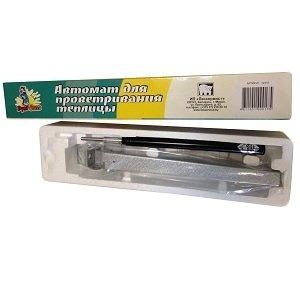 Автомат для проветривания теплицы «Дуся Sun» усиленный