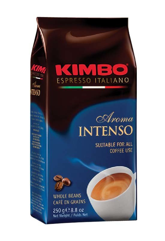 Кофе в зернах Kimbo Aroma Intenso 250 г