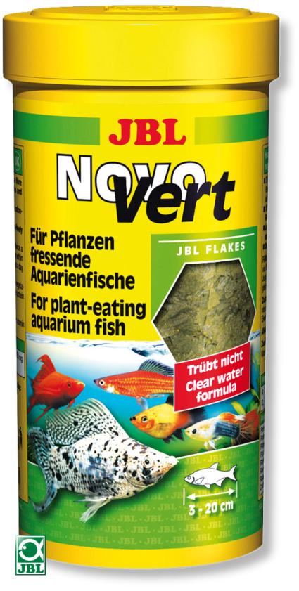 Корм для рыб JBL NovoVert 100мл