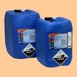 Ударный хлор, Кемохлор жидкий 28 кг (хлорин, гипохлорит натрия) Chemoform (Химия для бассейна)