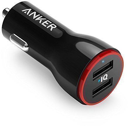 Автомобильная зарядка Anker