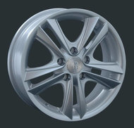Диски Replay Replica SsangYong SNG13 6.5x16 5x112 ET39,5 ЦО66.6 цвет S - фото 1