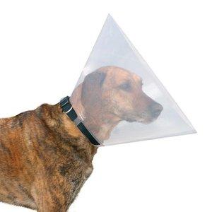 """Защитный воротник для собак """"Trixie"""", 22-25 см/10 см"""