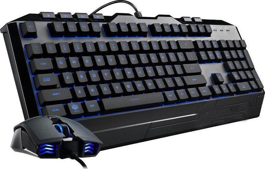 Комплект клавиатура + мышь Cooler Master Сombo Devastator 3