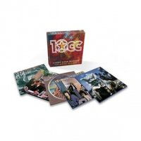 10cc - Classic Album Selection: Five Albums 1975-1978/ CD [ 6CD Box Set/ Cardboard Sleeve ( mini LP)] ( Compilation, Reissue 2012)
