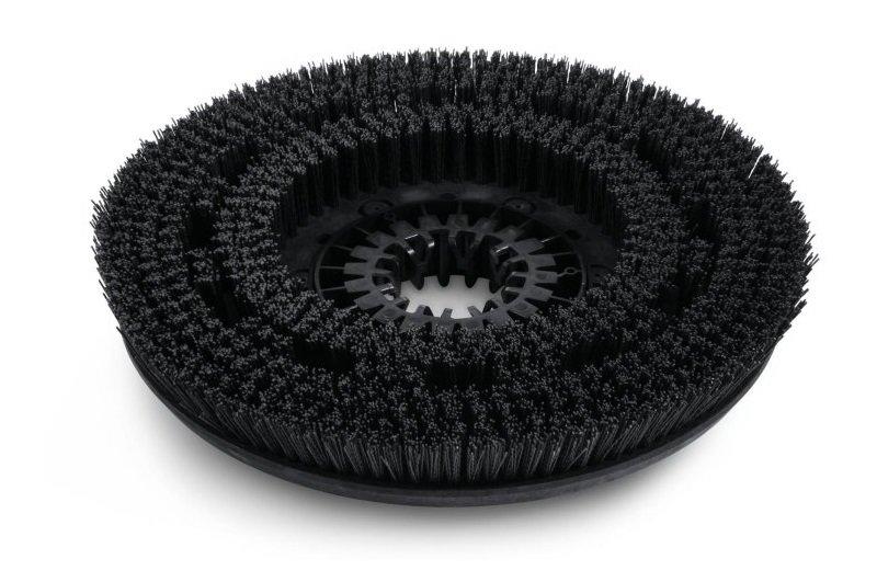 Дисковая щетка 430мм жесткая черная для стойких загрязнений Karcher 4.905-025.0