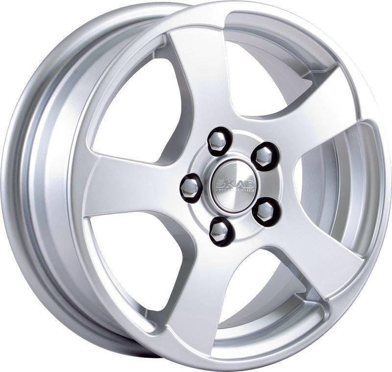 Колесный диск Скад Акула 6xR16 ET46 5*114.3 D67.1
