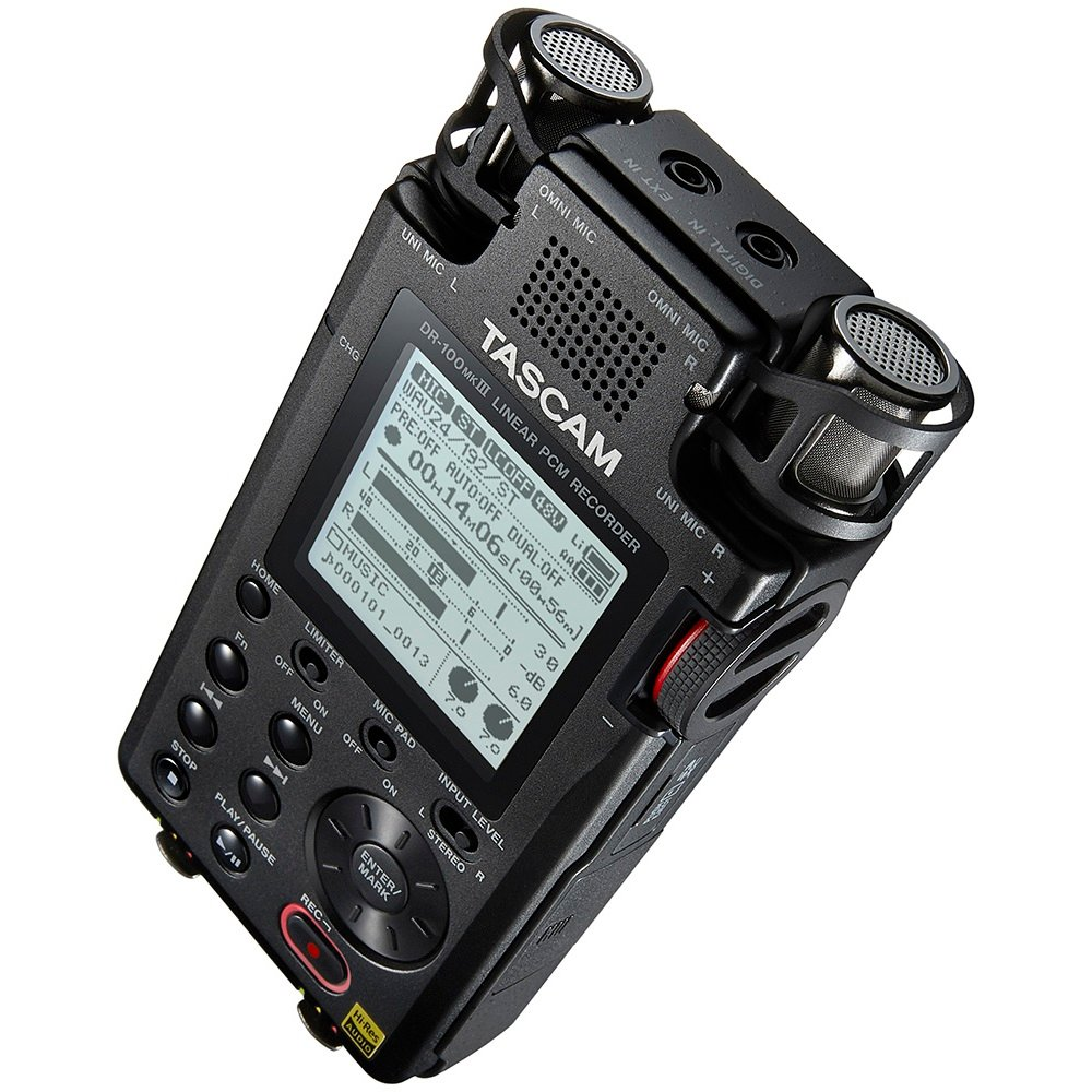 Диктофон Tascam DR-100mkIII