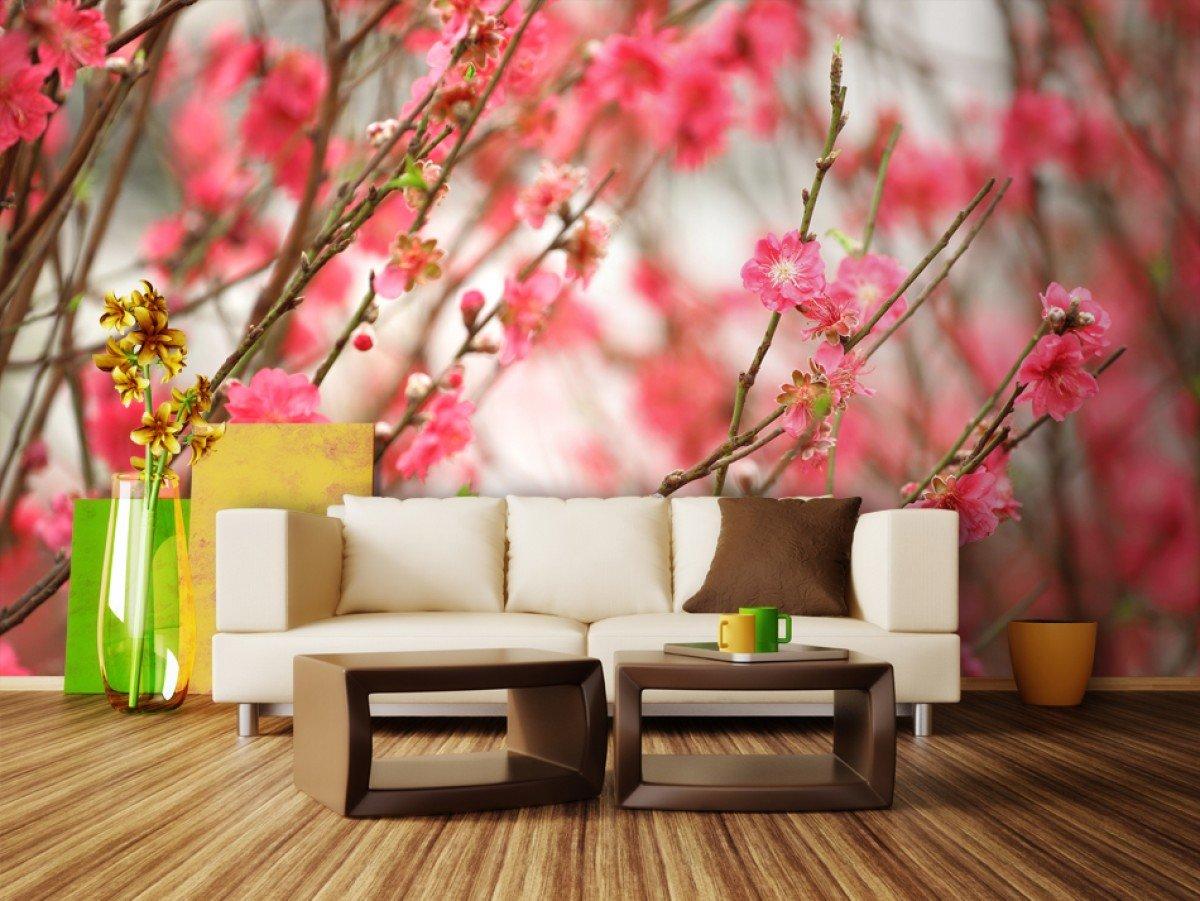 Фотообои «Цветущее дерево», 150x116 см