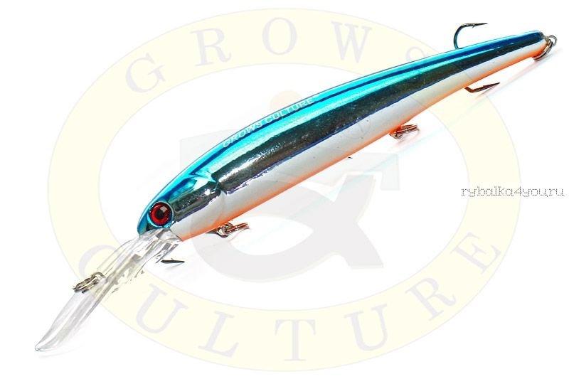 Воблер Grows Culture Bandits Walleye Deep 120мм, 17.5гр / цвет: 18#