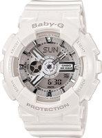 Японские наручные часы Casio Baby-G BA-110-7A3 с хронографом