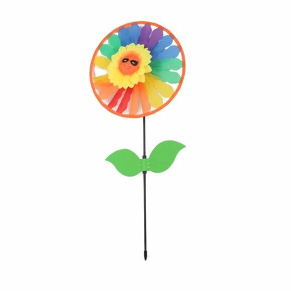 Вертушка Наша игрушка Радужное солнце