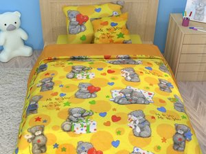 Детское одеяло Sweet Dreams Teddy bears покрывало 100x180