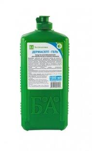 Антисептик для кожи и слизистых Дермасепт-гель , 1 л (БелАсептика)