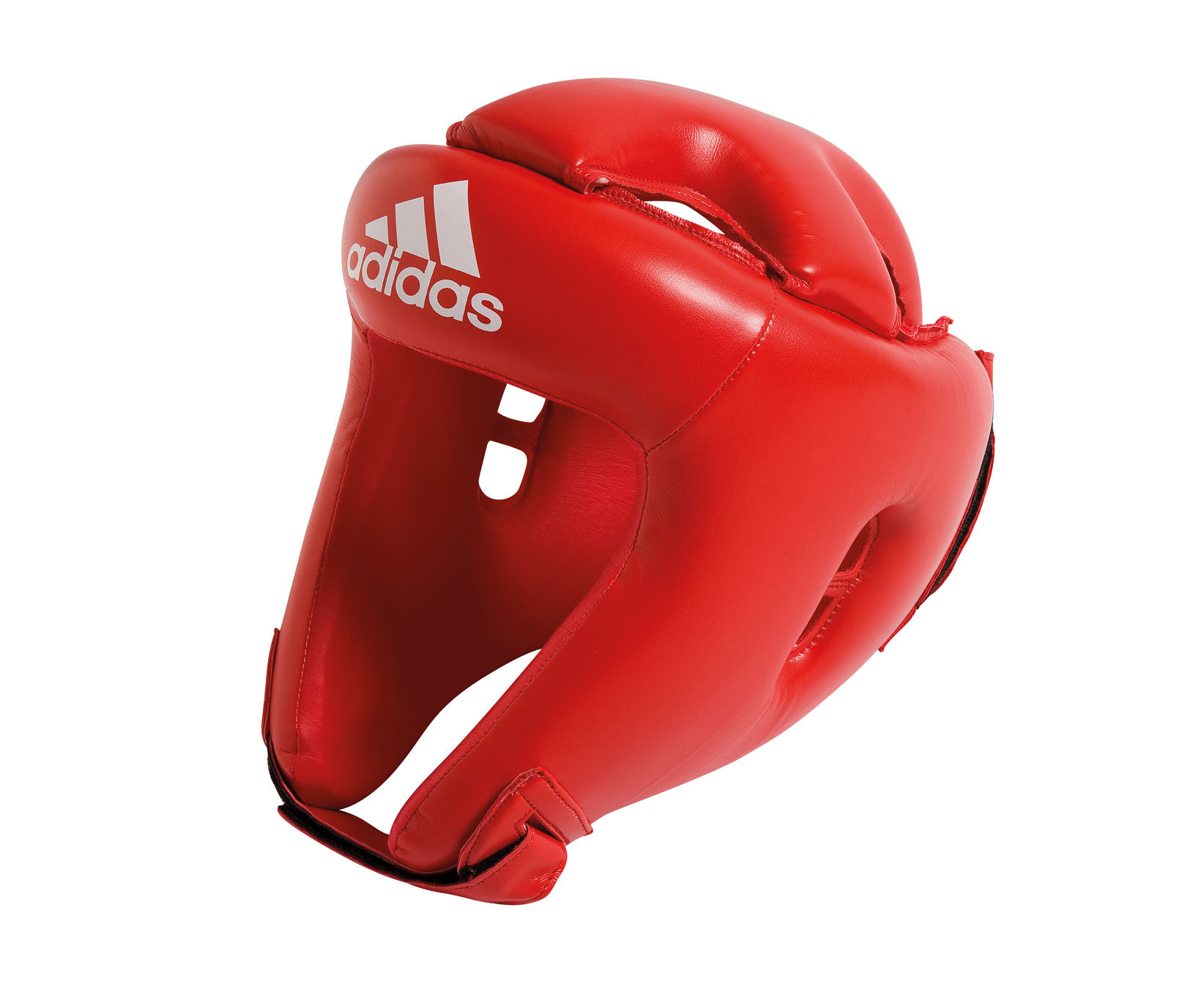 Шлем боксерский Competition Head Guard красный (размер S)