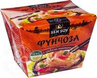 Фунчоза Sen Soy под китайским устричным соусом 125г