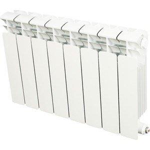 Радиатор отопления RIFAR BASE 500 8 секций биметаллический боковое подключение (RBASE50008)