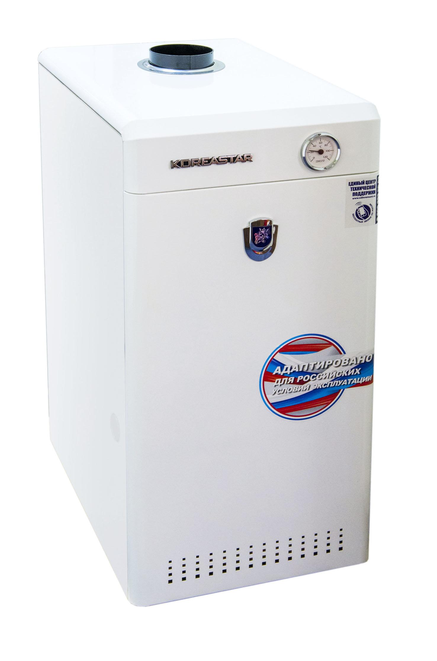 Котёл напольный газовый KOREASTAR BURAN 20
