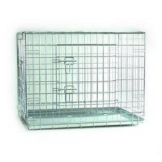 Beeztees Клетка для собак стальная (78х55х61см)