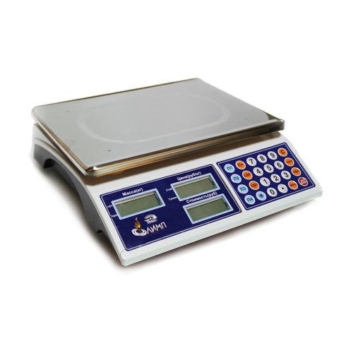 Купить весы электронные торговые в полтаве