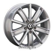 Диск Replica VW33 6.5x16/5x112 D57.1 ET42 Silver - фото 1