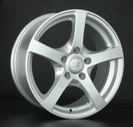 Колесные диски LS Wheels 357 S 7x17 5x114,3 ET40 d73,1 - фото 1